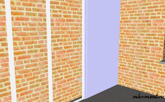 Стены из гипсокартона своими
